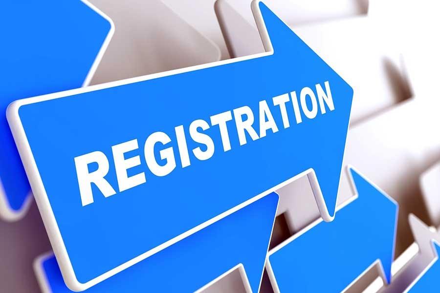 Registration – 2